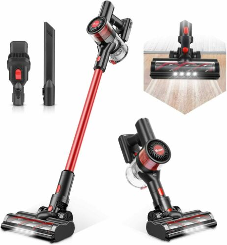 Max Power 80AW Electric Broom H12 Level Advanced Filter Cordless Vacuum Cleaner