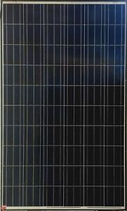 Used 250W 60 Cell Poly Solar Panels 250 Watts White Label Lot 26