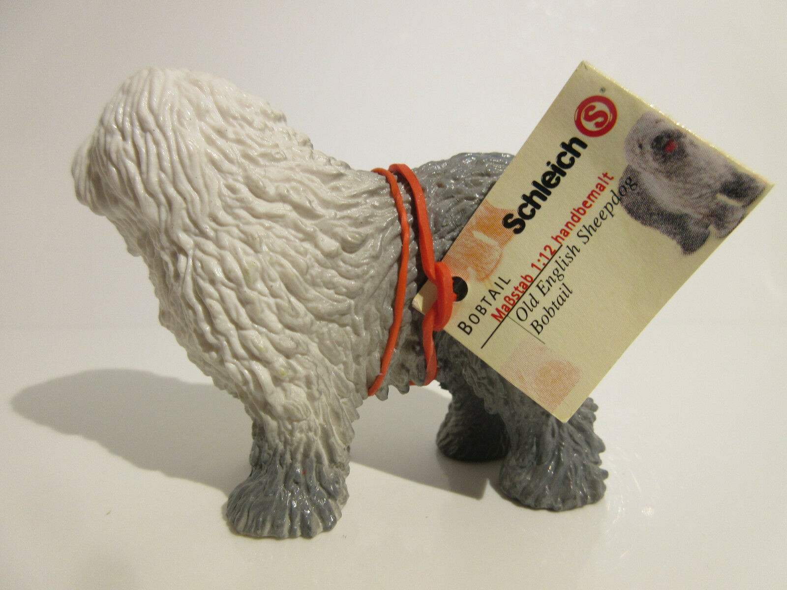 16314 schleich Dog:  Old English Sheepdog ref: 21P95