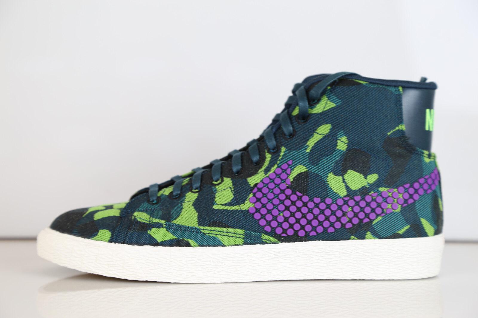 Nike Womens Blazer Mid JCRD PRM Tawny Purple Ghost Ghost Ghost 807382-200 6-9 supreme free 5fc8ef