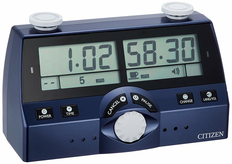 sin mínimo Reloj De Ajedrez Conde para subir y bajar bajar bajar el temporizador Cuerpo Negro LED C Batería Envío Gratis  alta calidad general