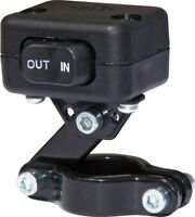 Kfi Winch Mini-rocker Handlebar Switch Atv-mr Honda Suzuki Polaris Yamaha