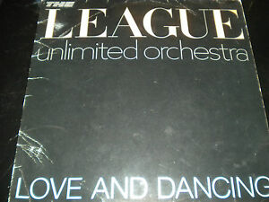The-League-Unlimited-Orchestra-Love-and-Dancing-Vinyl-Record-LP-33RPM-1981