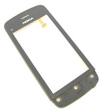 Original Nokia C5 C5-03 Touchscreen Digitizer Touch LCD Display Glas inkl Rahmen