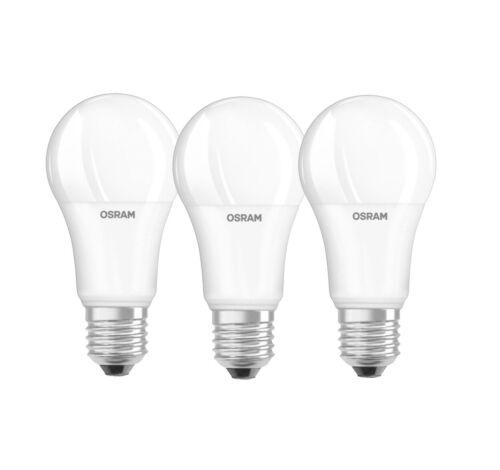 3er-Set Osram Parathom Classic LED Lampe E27 14W 2700K dimmbar wie 100W