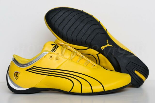 puma future cat yellow