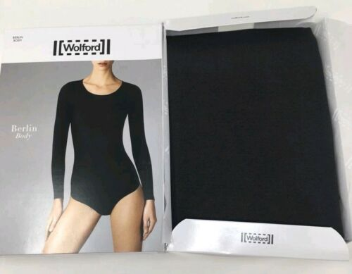WOLFORD Berlin Body M Anthracite Grey XS L S