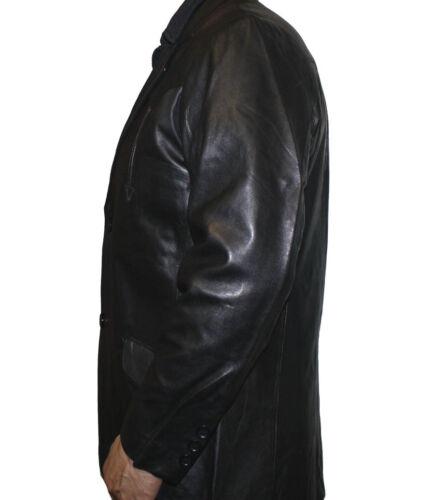 Men/'s Continental Western Blazer Genuine soft Lamb Leather Coat Best Prices