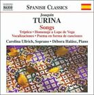 Joaqu¡n Turina: Songs (CD, May-2011, Naxos (Distributor))
