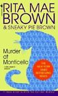 Murder at Monticello  or  Old Sins by Rita Mae Brown (Paperback, 2000)