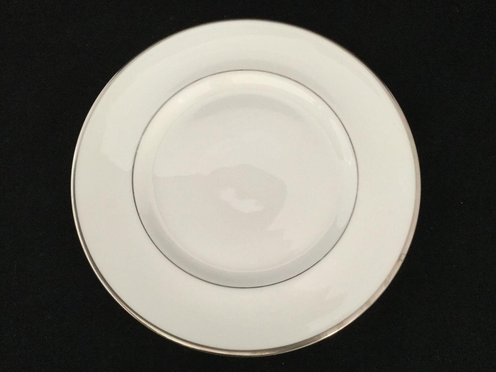 Beautiful Set of 4 Royal Doulton Signet 8  Salad Plates-FREE SHIPPING