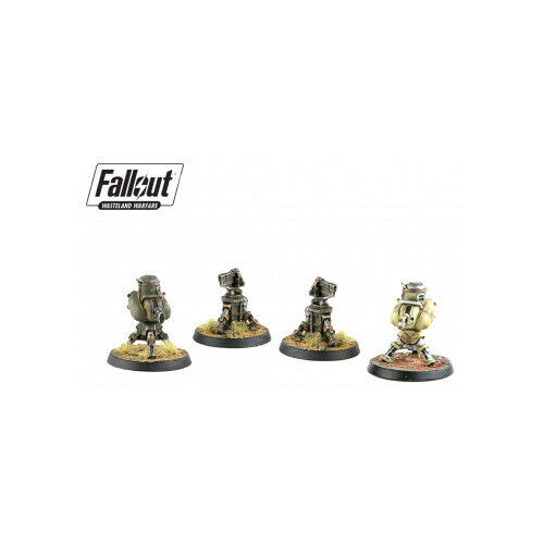 Modiphius Entertainment MUH051970 Fallout Wasteland Warfare Terrain Expansion
