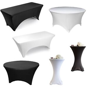 Cocktail-Round-Rectangular-Spandex-Stretch-Wedding-Party-Tablecloth-Cover