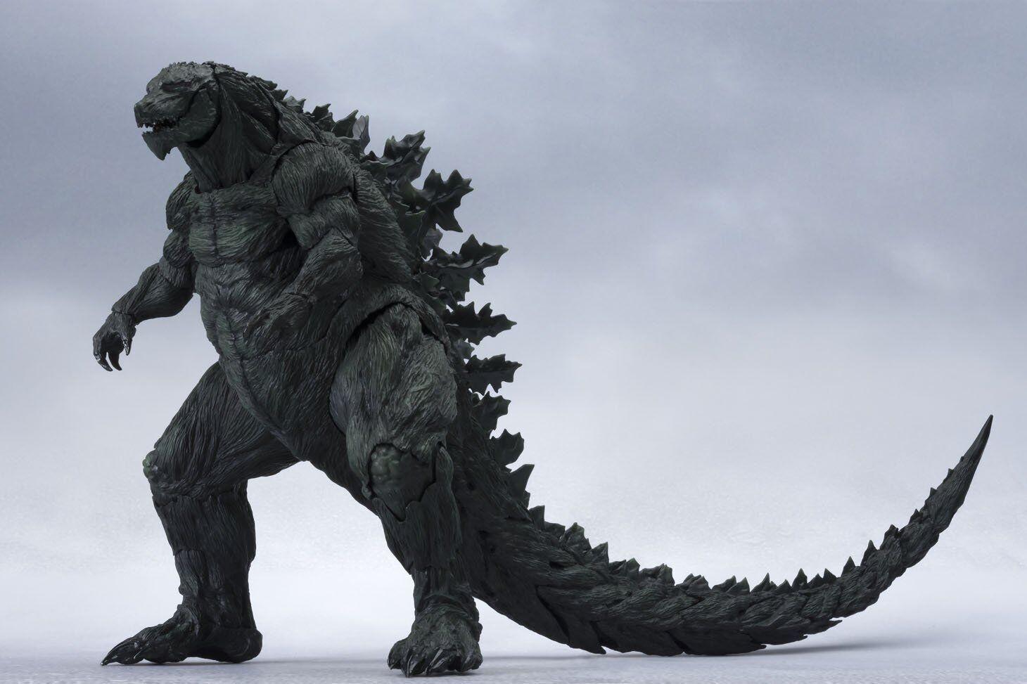 S. H. Montruo Artes Godzilla Montruo Planeta Godzilla (2017) Figura 170mm