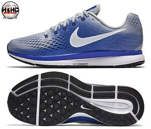 huge discount 36f41 8fc5c Image is loading Nike-Air-Zoom-Pegasus-34-Wide-880556-007-
