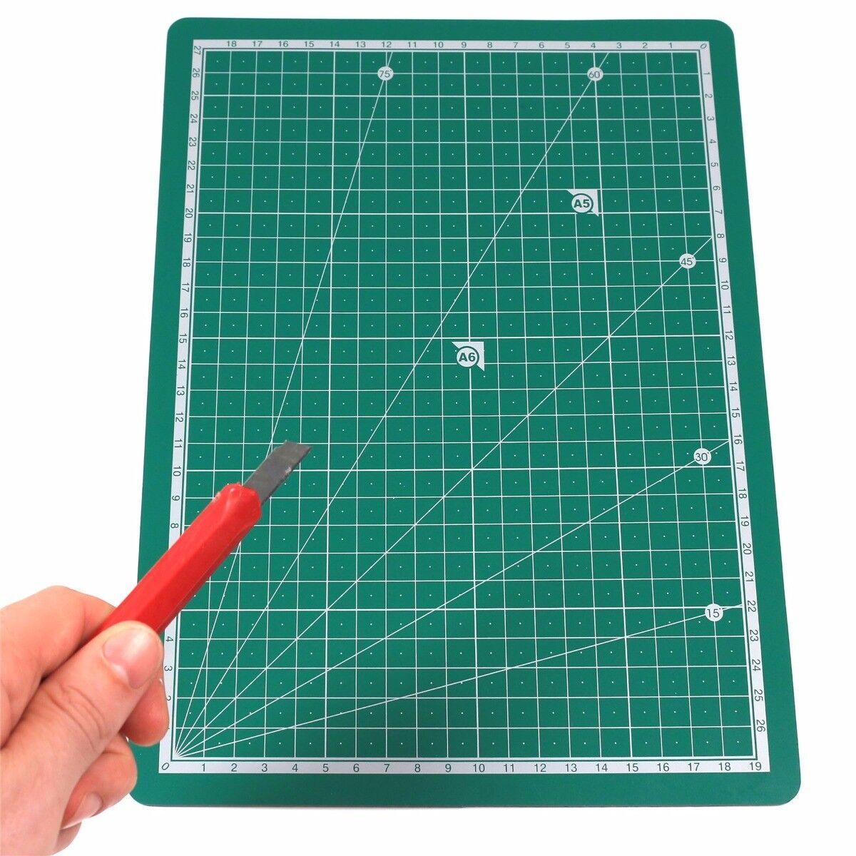 20x A4 Cutting Mat Self Healing Durable Model Making Scrapbooking Hobby Craft
