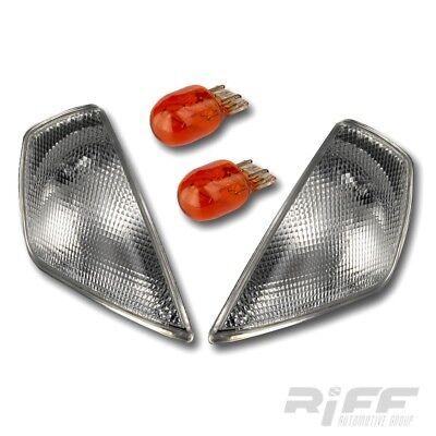 Front Blinker vorne Ducati 749 R 749 S 999 R 999 S weiss klar clear turn signals