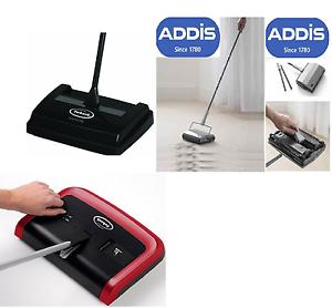 Addis Floor Sweeper Multi Surface Carpet Floor Multi Speed