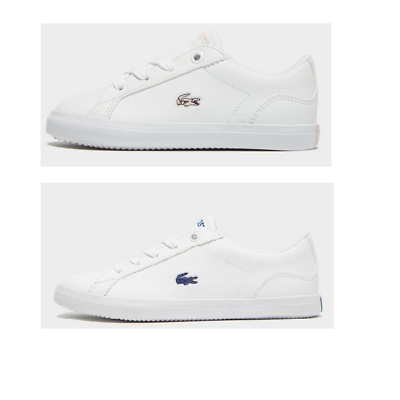 jd cai leather trainers boys girls