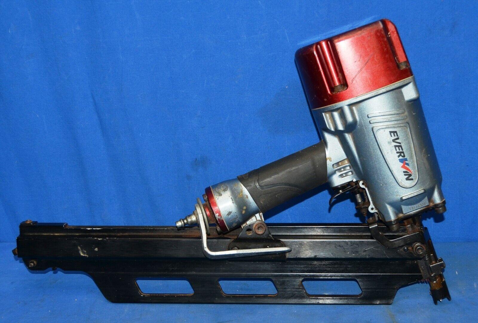 Everwin FSN2283 3-1 4  Round Head Framing Nailer