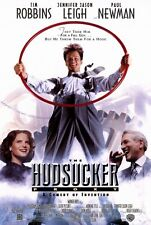 THE HUDSUCKER PROXY Movie POSTER 11x17 Tim Robbins Paul Newman Jennifer Jason