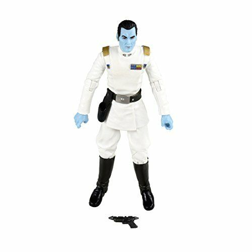 STAR WARS Black Series 6 inch GRAND ADMIRAL THRAWN TAKARA TOMY NEW from Japan
