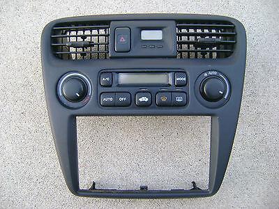 98-02 Honda Accord Gas Cap 3.0L V6 2D AT OEM