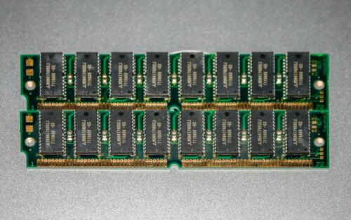 8 32 Various Retro 72-pin SIMM DRAM 5V EDO 16 FPM paired memory 64 4