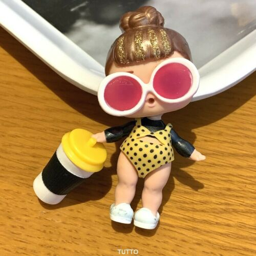 authentic! rare Lol surprise dolls it baby SERIES 2 Glam Glitter toy