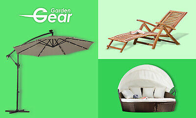 Save up to 25% on Garden & Patio Furniture
