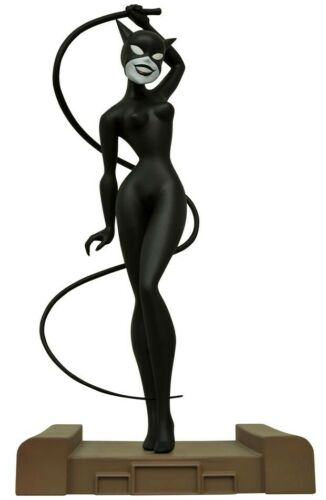 Batman The Animated Series DC Gallery Catwoman 9-Inch PVC Figure Statue