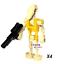 LEGO-Star-Wars-Minifigures-Han-Solo-Obi-Wan-Darth-Vader-Luke-Yoda-Fox-Rex-R2D2 thumbnail 226