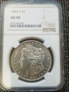 1884-s-morgan-silver-dollar-ngc-au-58-looks