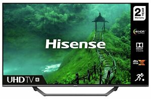 Hisense 50AE7400FTUK 50 Inch Freeview Play 4K UHD Smart LED TV with HDR