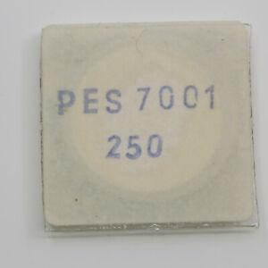 Analytisch Eta Peseux 7001 Part 250, Hour Wheel, Stundenrad H.110 7000 7010 7014 7016 Nos Ein BrüLlender Handel