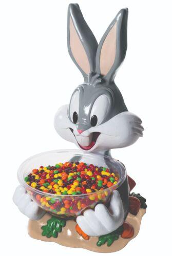 ca 40 cm große Halbstatue Rubies CANDY BOWL HOLDER Taz Bugs Bunny