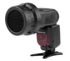 Lichtformer/Wabenaufsatz von JJC für Nikon Speedlite SB-900 und SB-910 (SG-N)