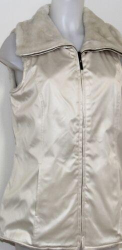 con resistente Fur reversibile Size Basso Dennis all'acqua giacca Faux 6 alla anteriore New zip w7vXqw