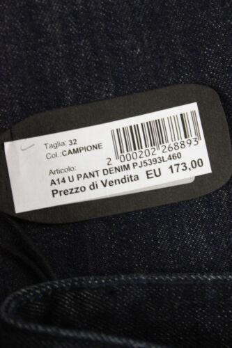 Jeans Daniele Alessandrini Jeans Cotone Uomo Denim PJ5393L460 1111