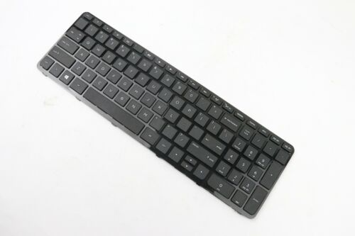 US NEW Laptop 15-f027ca 15-f033wm 15-f039wm 15-f048ca Keyboard For HP with Frame