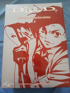Blood-Edizione-Collezionisti-Prima-Stagione-Maglietta-Portachiavi-6-X-DVD