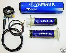 Yamaha Grips, Ignition Kill, Bar Pad Dirt Bike Pit Bike Pocket Bike Motor Cross