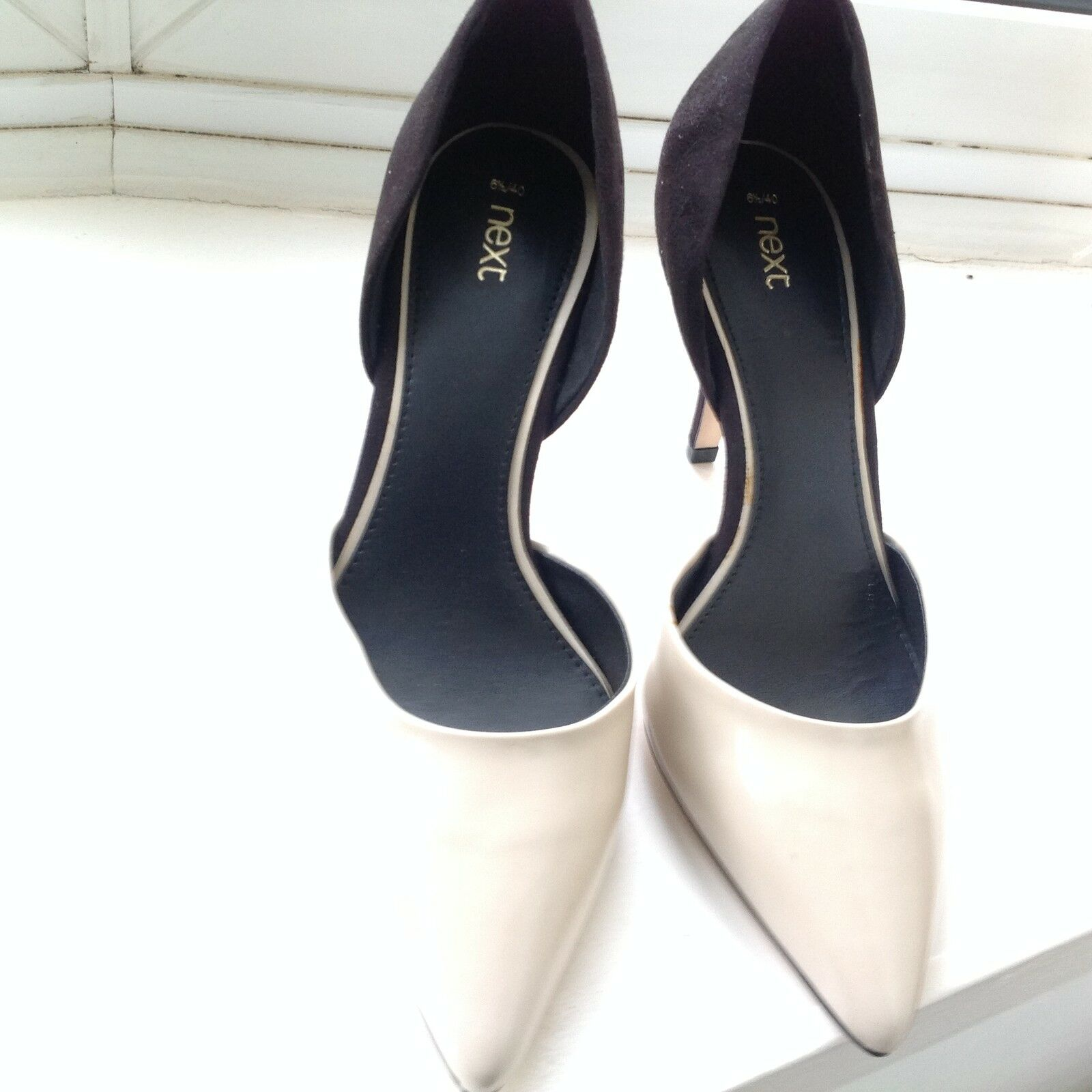 Next  Court Heels .New size 6.5UK