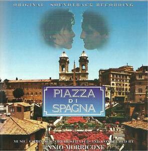 A2 cd soundtrack by ENNIO MORRICONE PIAZZA DI SPAGNA ( Lorella Cuccarini F Testi - Italia - A2 cd soundtrack by ENNIO MORRICONE PIAZZA DI SPAGNA ( Lorella Cuccarini F Testi - Italia