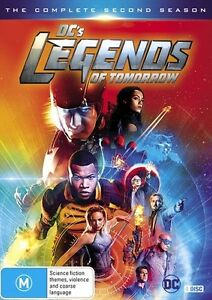DC-039-s-Legends-Of-Tomorrow-Season-2-NEW-DVD