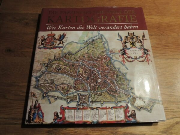 Ernst Die Faszinierende Welt Der Kartografie Landkarten Im Laufe Der Jahrhunderte Ea