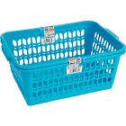 Storage Solutions Large Handy Baskets - Blueberry/raspberry Set of 2 (37cm X 26