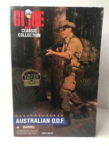 Gi Joe 12 ARAH Classic Collection Australian ODF White