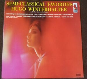 1965-Hugo-Winterhalter-034-Semi-Classical-Favorites-034-LP-KAPP-Records-KL-1426-NM
