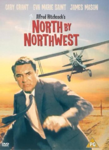 Cary Grant, Eva Marie Saint-North By Northwest DVD NEW